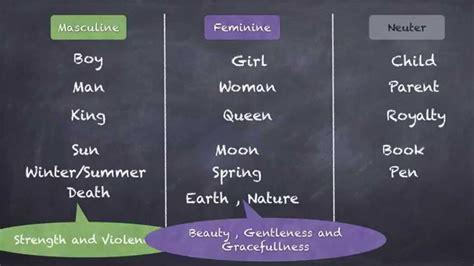 Gender , Number And Case