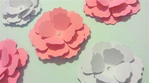 3d flower template 3d paper template 20 free psd eps format free premium templates