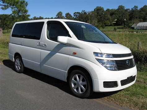 Nissan Elgrand Modification by Nissan Elgrand Car Technical Data Car Specifications