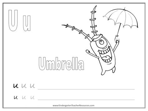 spongebob alphabet worksheets uppercase  lowercase