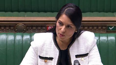 Priti Patel unveils new post Brexit points-based ...