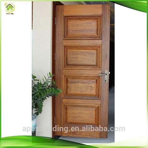 porte d entrée en bois massif noyer bois massif porte ext 233 rieure en bois porte d entr 233 e handmaking peinture moderne antique