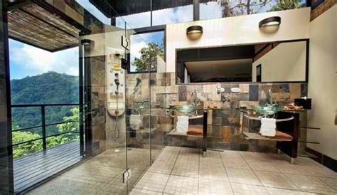 40 Spectacular Stone Bathroom Design Ideas