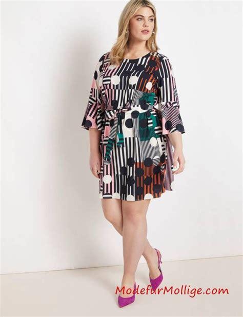 elegante mode festliche kleider grosse groessen