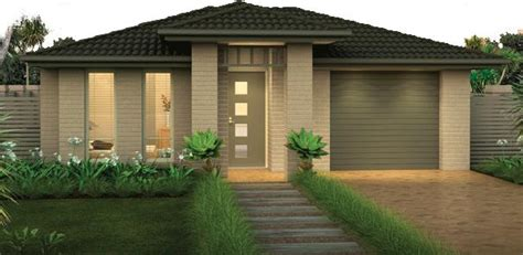 big ideas for small bathrooms front of the house exteriors single storey home designs adenbrook homes australia