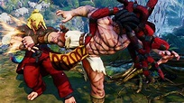 Brand New Street Fighter 5 Character Necalli Revealed ...