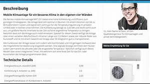 Mobile Klimaanlage Test 2015 : erfahrungen die remko mobile klimaanlage mkt 251 im test ~ Watch28wear.com Haus und Dekorationen