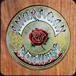 """American Beauty"" - Grateful Dead 