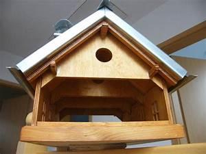 Vogelhaus Für Balkon : sonstiges f r den garten balkon terrasse edel vogelhaus mit titanzink blechdach handarbeit ~ Whattoseeinmadrid.com Haus und Dekorationen
