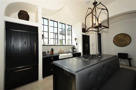 Hidden Refrigerator   kitchen   Alys Beach