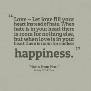 hate   heart quotes quotesgram