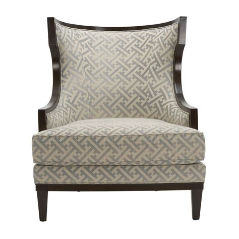Ethan Allen Yellow Wingback Chair by Corrine Chair Ethan Allen Us Seating