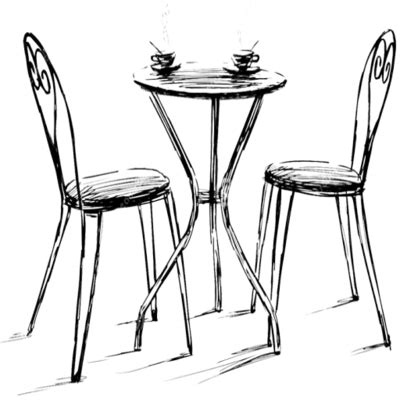 transparent table and chairs by dementiarunner on deviantart