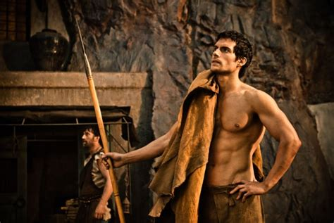 Henry Cavill, Immortals | Hot Shirtless Guys in Movies ...