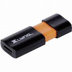 Usb Stick Online Bestellen : xlyne wave usb stick 32 gb schwarz orange 7132000 usb 2 0 ~ Jslefanu.com Haus und Dekorationen