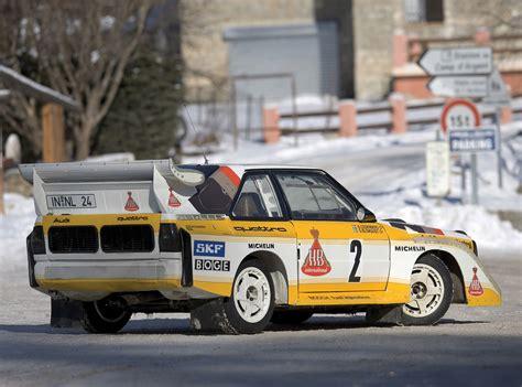 groupe si e auto 1985 audi sport quattro s1 e2