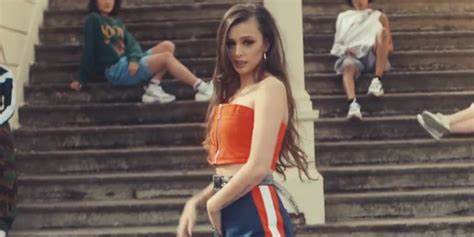 Just Jared Action 10 Story Shares cher lloyd premieres video for her new single none of my