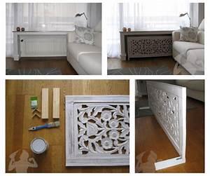Fabriquer Un Cache Radiateur : cache radiateur ~ Melissatoandfro.com Idées de Décoration