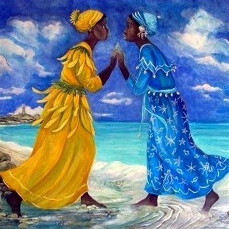 Celebrating Yemaya And Oshun  Orisha Goddesses Of The