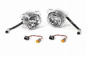 Quadratec? led fog lights kit for jeep? grand