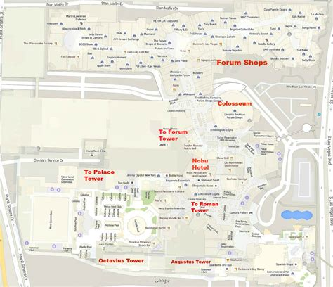 Caesars Palace Forum Shops Floor Plan by Caesars Palace Las Vegas Floor Plan Gurus Floor