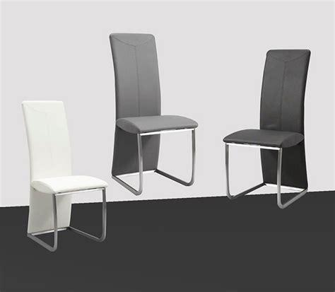 chaise de salle a manger grise chaise de salle a manger grise et blanc