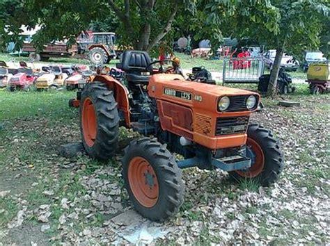 siege micro tracteur kubota micro tracteur kubota l275 à 14800 63160 montmorin