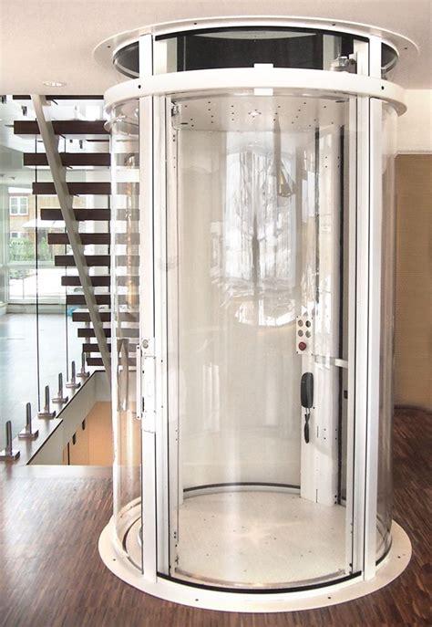 visilift glass elevators  modern residential