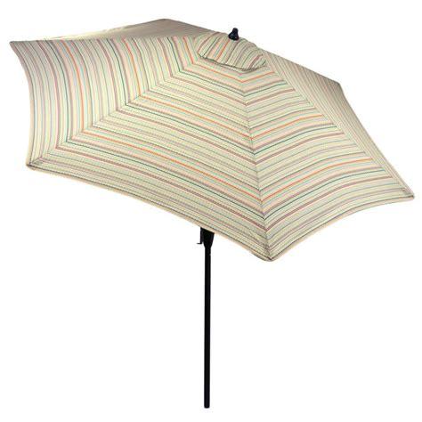 hton bay 9 ft aluminum market patio umbrella in rigby