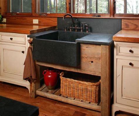 robinet industriel cuisine evier cuisine style ancien kirafes