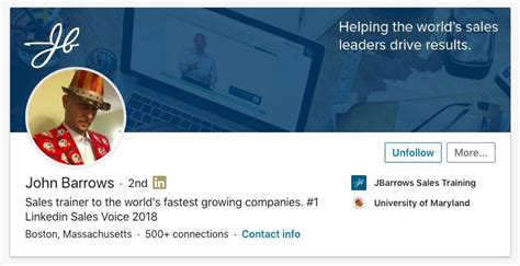 The Anatomy of a Great LinkedIn Profile   by Diego Pineda ...
