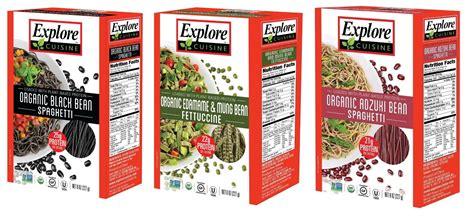 ea cuisine amazon com organic edamame spaghetti 2 lbs 907g