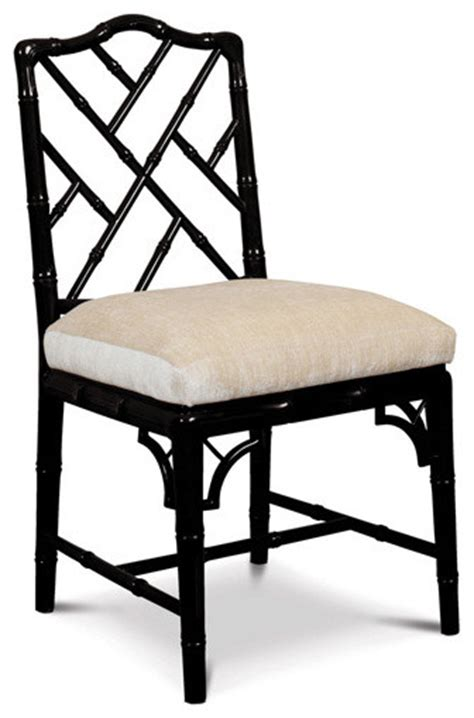 jonathan adler chippendale chair traditional dining