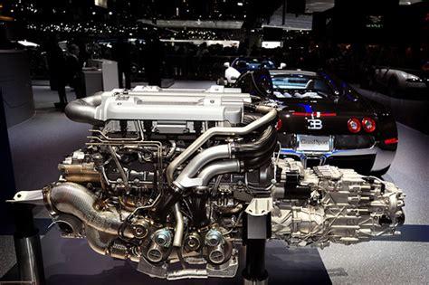 Bugatti Veyron Engine Crankshaft