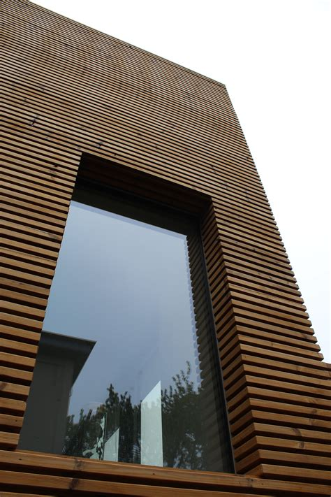 extenson   house  ghent  thermowood  outdoor