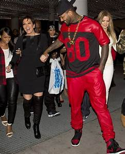 Khloe Kardashian sure was acting like a single woman
