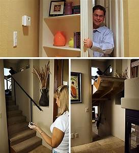 Add Intrigue To Your Home With A Secret Room