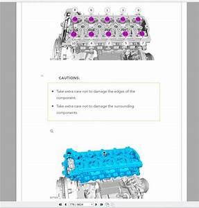 Landrover Ranger Rover 2018 Full Service Manual  Wiring Diagram Dvd