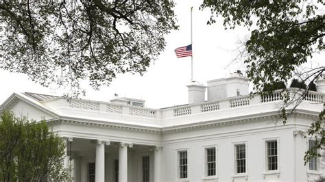 Obama Besorgt über Sicherheit Im Weißen Haus