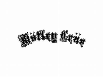 Motley Crue Wallpapers Band Rock Logos Bands