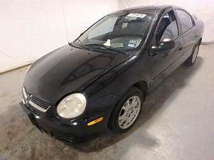 Used 2003 DODGE NEON SXT line Car For Sale At AuctionExport