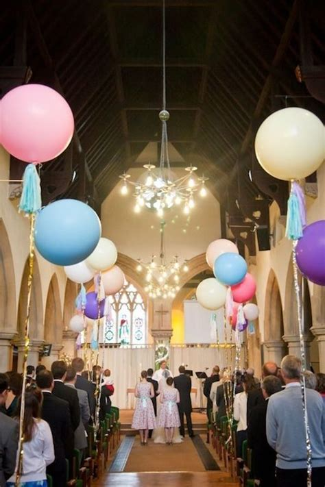 37 stunning balloon decoration ideas diys for weddings