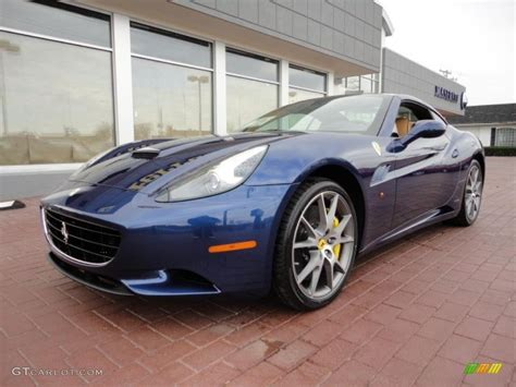 Select style ferrari california t. 2011 Tour de France Blue Ferrari California #39943179 Photo #6   GTCarLot.com - Car Color Galleries