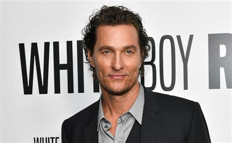 Matthew Mcconaughey Looks Back The Mcconaissance