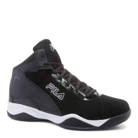 fila mens contingent basketball shoe ebay