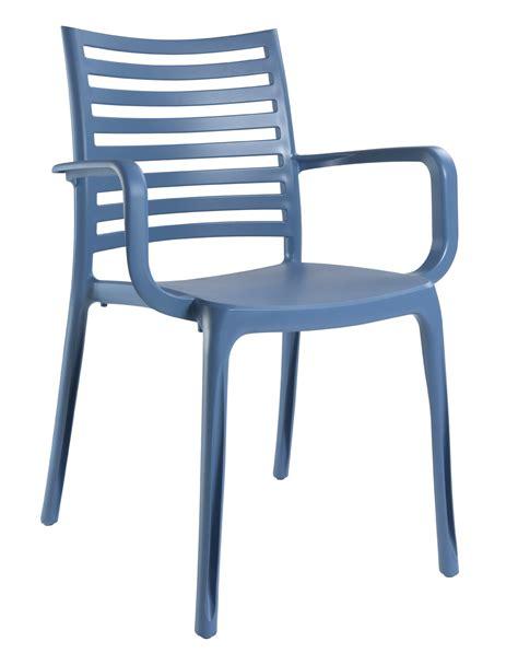 chaise de jardin bleu fauteuil jardin bleu chaise jardin scoubidou maisondours