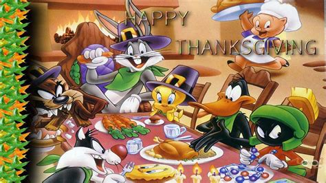 Thanksgiving Wallpapers Cartoon Hd Desktop Wallpapers