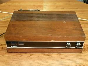 Bose Spatial Control Stereo Receiver Model 108787 Series I