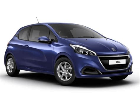 peugeot lease deals including insurance peugeot 208 value plus corfu car rental