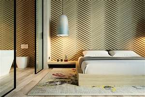 44, Awesome, Accent, Wall, Ideas, For, Your, Bedroom